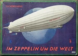 """Im """"Zeppelin"""" um die Welt. Ein neues Würfelspiel zur Erinnerung an die denkwü..."""