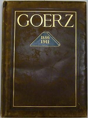 Festschrift herausgegeben von der optischen Anstalt C. P. Goerz Akt.-Ges. Berlin-Friedenau anl&auml...