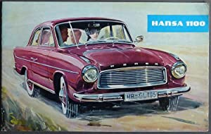 Hansa 1100.