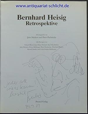 Bernhard Heisig. Retrospektive. Herausgegeben von Jörn Merkert und Peter Pachnicke. Mit Beitr&...