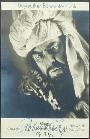 Original-Fotografie von Werner Weirich. Mit eigenhändiger Signatur und Datierung (1934) von ...