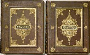 Ägypten in Wort und Bild. Dargestellt von unseren ersten Künstlern.: Ebers, Georg.