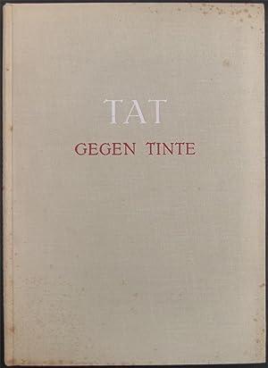 Tat gegen Tinte. Hitler in der Karikatur: Hanfstaengl, Ernst.