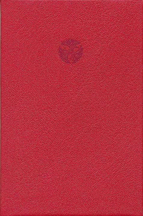 Goethe und der Ginkgo : Ein Baum und ein Gedicht. Limitierte Vorzugsausgabe in Leder gebunden, 850 ...