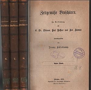 Zeitgemäße Broschüren In Verbindung mit E. Th. Thissen; Paul Haffner; J. Janssen ...