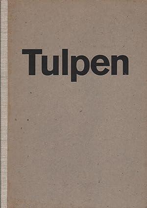 Tulpen. Signiertes und nummeriertes Ex. Nr. 54. Herausgegeben vom Kunstverein Heidelberg.: ...