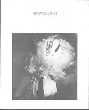 Fernando Lemos - A sombra da luz. [Ausstellungskatalog 20 Julho - 9 Outubro 1994]: Fernando Lemos (...