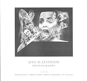 Joel D. Levinson: Photographs. Essays by Derek: Levinson, Joel D.