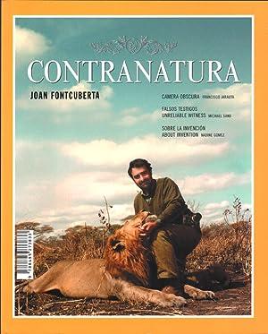 Contranatura : Joan Fontcuberta.: Fontcuberta, Joan (Ill.