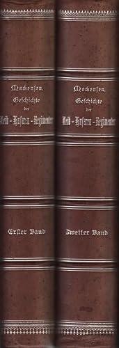 Geschichte des 1. Leib-Husaren-Regiments Nr. 1 und des 2. Leib-Husaren-Regiments Kaiserin Nr. 2. ...