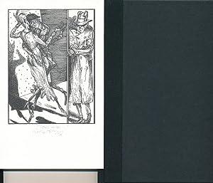 Die Ballade vom armen Jakob. Mit Illustrationen von Karl-Georg Hirsch. Limitierte Vorzugsausgabe, ...