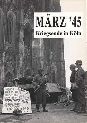 März '45 : Kriegsende in Köln : Kleinertz, Everhard und