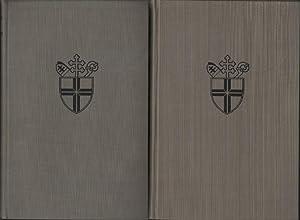 Handbuch des Erzbistums Köln. 26. Ausgabe 1966. Zwei Bände. Bd.I: Geschichtlicher Teil &#...