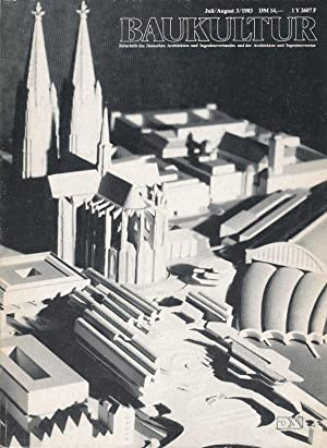 Baukultur. Zeitschrift des Deutschen Architekten- und Ingenieur-Verbandes: Deutscher Architekten- und