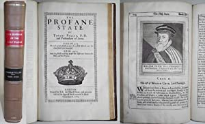 The Historie of the Holy Warre. The Holy State. The Profane State.: Fuller, Thomas: