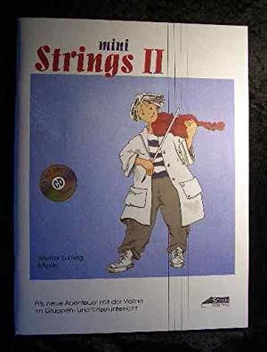 mini Strings Teil 2, m. Audio-CD.