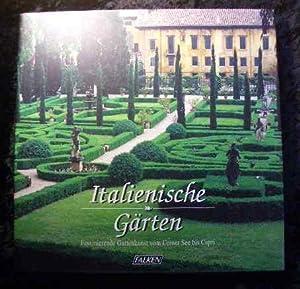 Italienische Gärten : faszinierende Gartenkunst vom Comer: Listri, Massimo, Cesare