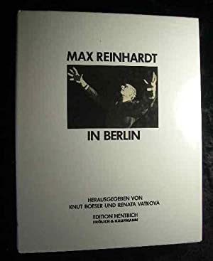 Max Reinhardt in Berlin.