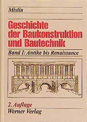 Baukonstruktion 1 Abebooks