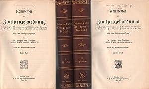Kommentar zur Zivilprozeßordnung. § 1 - 1048 in 2 Bänden. 11. , neu bearb.Auflage.:...