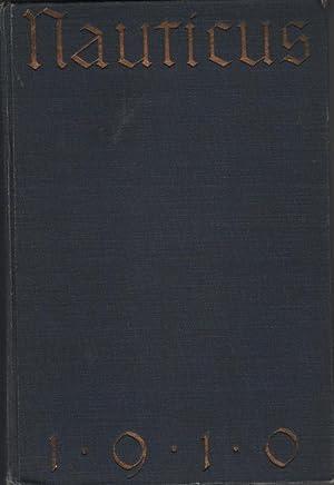 Nauticus 1910. Jahrbuch für Deutschlands Seeinteressen herausgegeben von Nauticus. 12.Jahrgang...