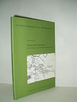 Christian Ernst Hansselmann Zu den Anfängen der Limesforschung in Südwestdeutschland.: ...