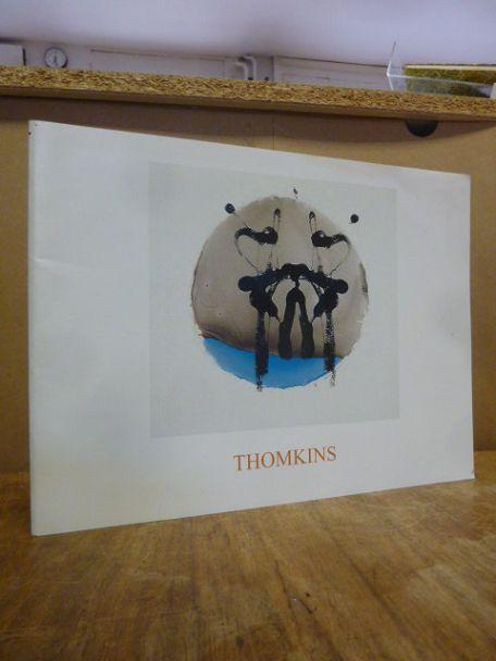 Thomkins - Galerie Jan Krugier, Krugier Ditesheim Art Contemporai, 3 juin au 28 juillet 1994,: