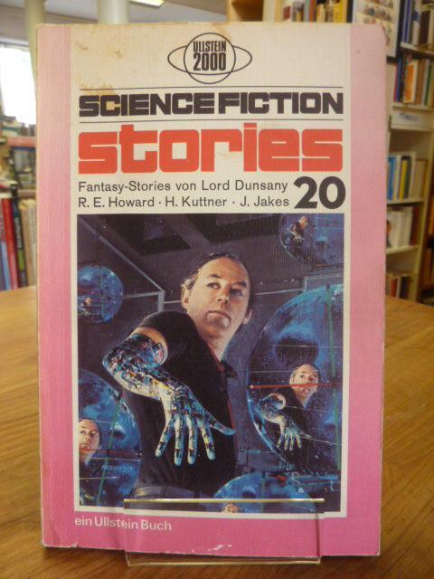 Science Fiction Stories 20 - Fantasy Stories, aus dem Amerikanischen von Ingrid Rothmanen, - Spiegl, Walter (Hrsg.),