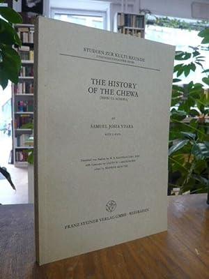 The History of the Chewa (Mbiri Ya: Ntara, Samuel Josia,