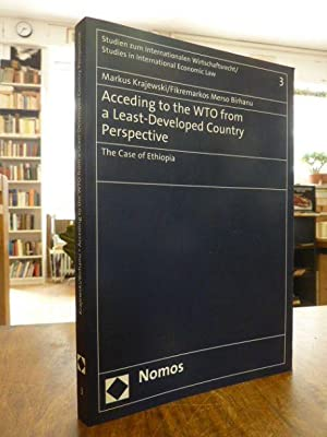 Acceding to the WTO from a Least-Developed: Krajewski, Markus /