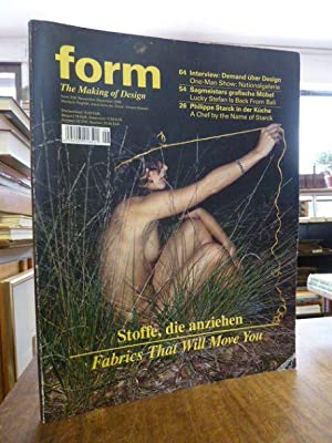 form - The Making of Design, Nr. 229, November/Dezember 2009,: