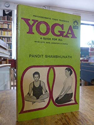 Yoga - A Guide for All [Made: Shambhu Nath (auch: