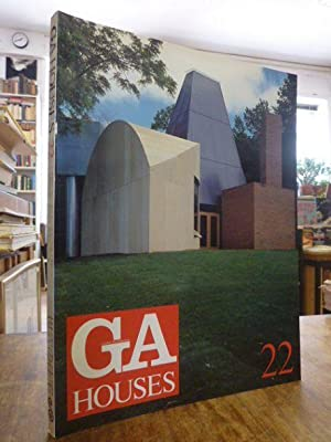 GA [Global Architecture] Houses 22,: Fujii, Wayne N.