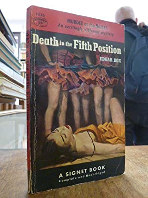 Death in the Fifth Position,