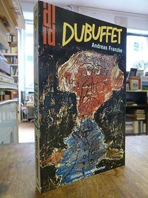 Dubuffet,: Dubuffet, Jean /