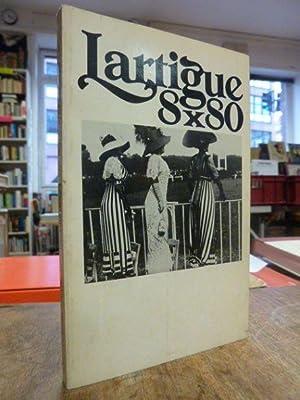 Lartigue 8 x 80,: Musée des Arts: Lartigue, Jacques-Henri,