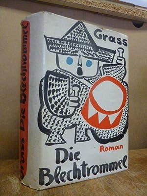 Die Blechtrommel - Roman,: Grass, Günter,