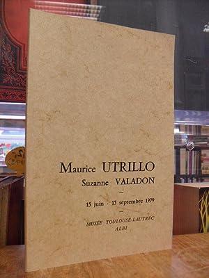 Maurice Utrillo / Suzanne Valadon, Exposition, 15: Utrillo, Maurice /