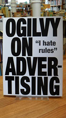 Ogilvy on Advertising,
