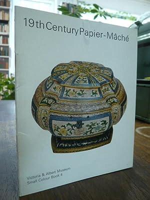 19th Century Papier-Mache,: Jugendstil / Jervis,