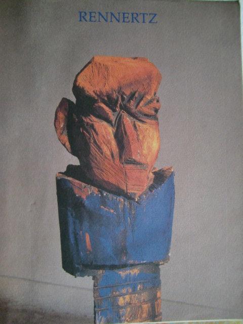 Skulpturen und Bilder,: Karl, Manfred Rennertz: