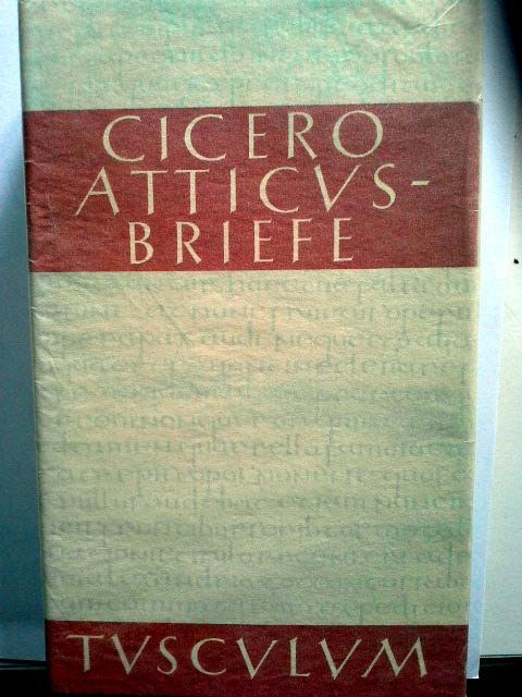 Briefe Von Cicero : Atticus briefe von cicero zvab