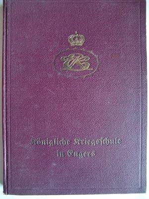 Geschichte der Kriegsschule in Engers zur Feier ihres 50jährigen Bestehens. Im Auftr. d. ...