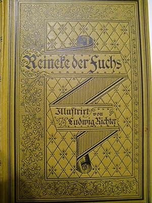 Reineke der Fuchs. Illustriert von Ludwig Richter.: Ludwig, Richter: