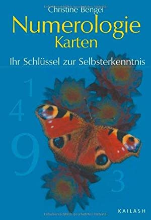 Numerologie-Karten: Ihr Schlüssel zur Selbsterkenntnis: Bengel, Christine: