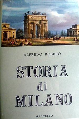 Storia di Milano: Alfredo Bosisio::
