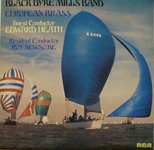 European brass (UK, 1977) / Vinyl record [Vinyl-LP]: Dyke Mills Band, Black: