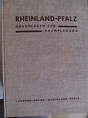 Grundlagen zur Raumplanung Rheinland-Pfalz