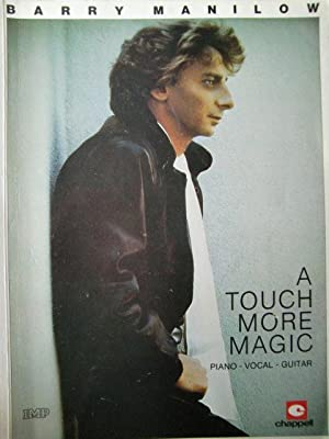 A touch more magic: Piano-vocal-guitar