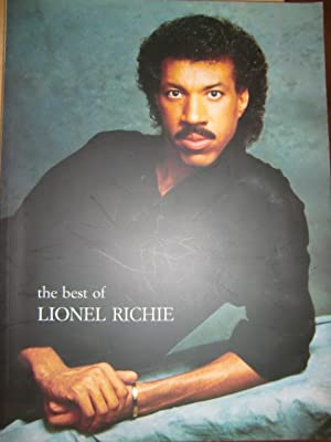 The Best of. Songbuch Lionel Richie